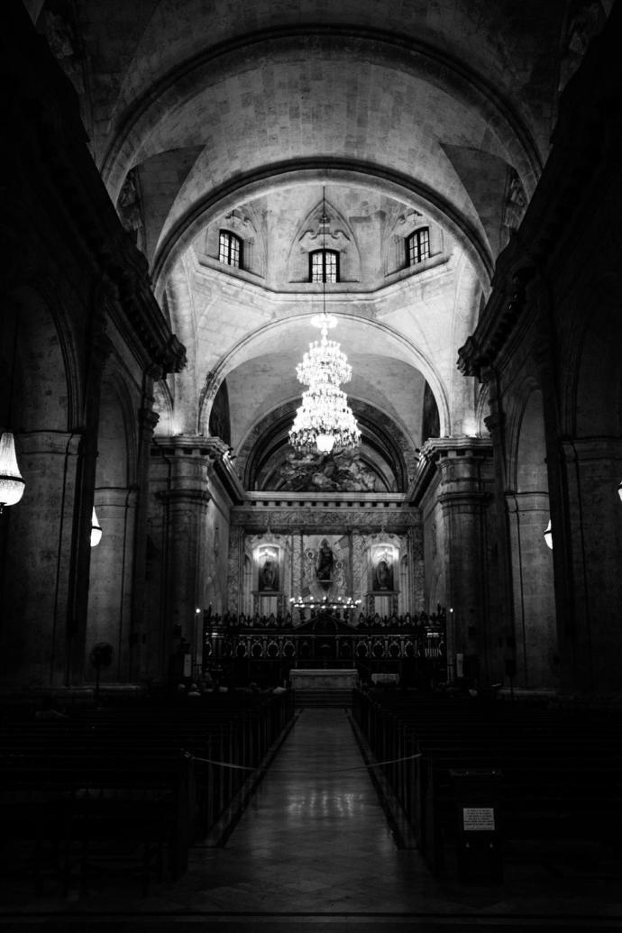 Havana - Plaza de la Catedral