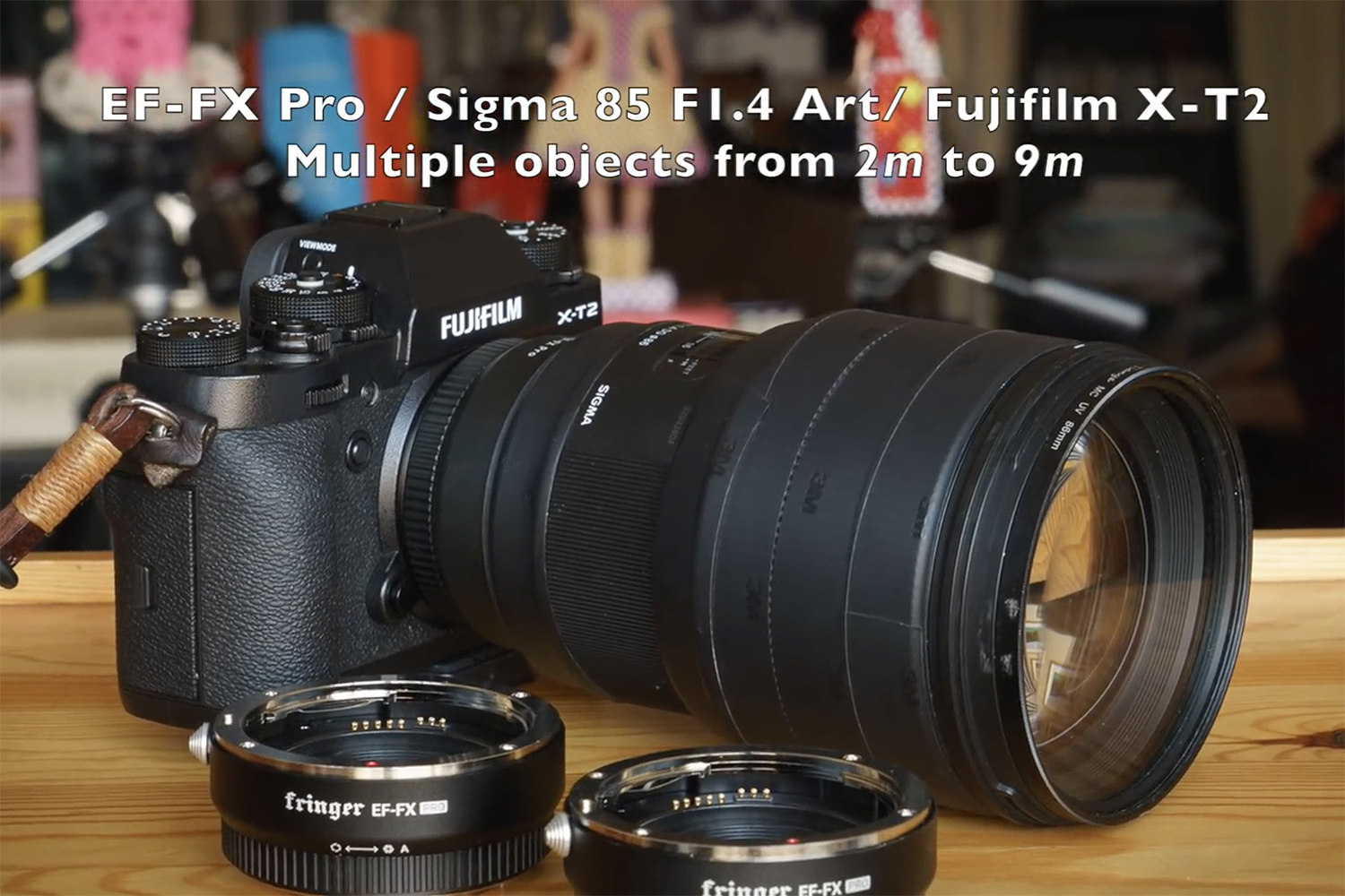 Fringer's Fujifilm X-mount smart adapter – A new universe of possibilities for Fujifilm photographers