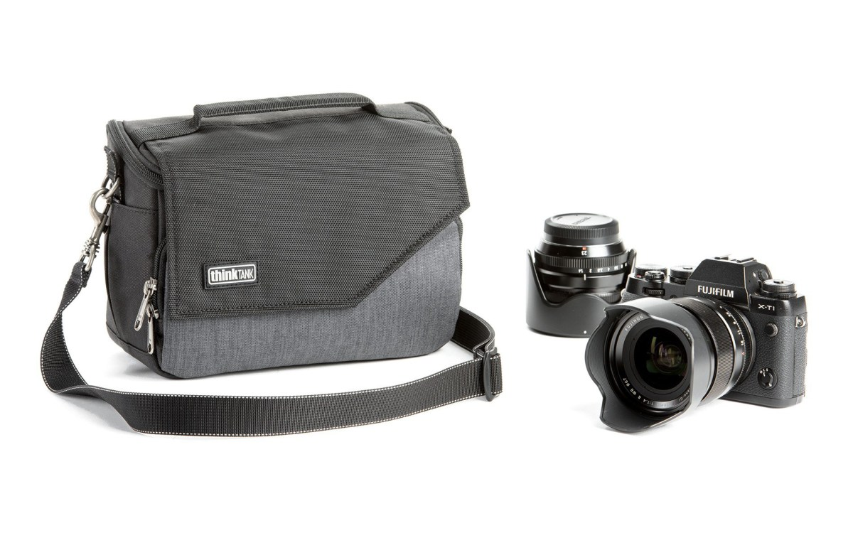 Looking for the perfect camera bag for Fujifilm