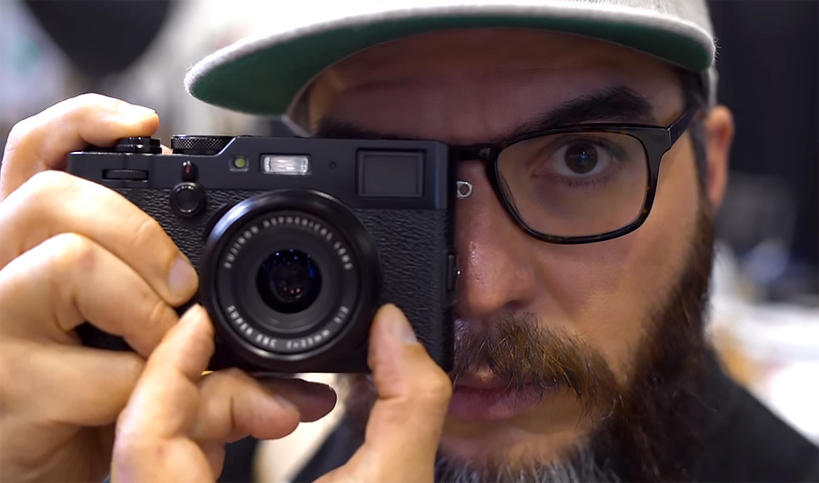 Fuji X100F or the X-E3 + XF 23mm F2.0 WR?