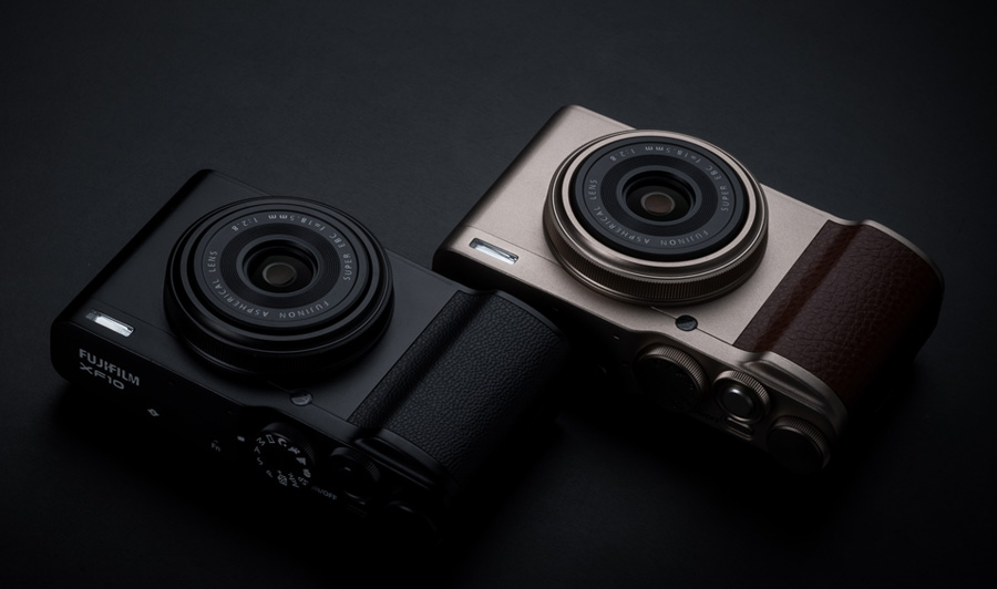 Win the new Fujifilm XF10 camera with Fuji X Passion