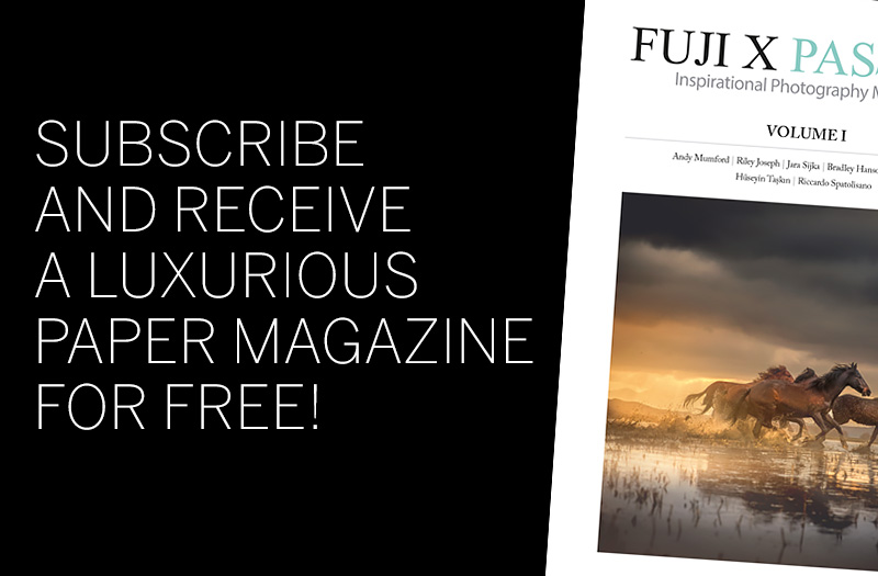 Subscribe and win a free printed magazine!