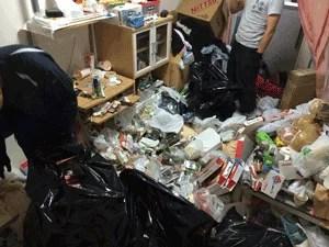 ゴミ屋敷片付け 汚部屋掃除 ゴミ 片付け 汚部屋