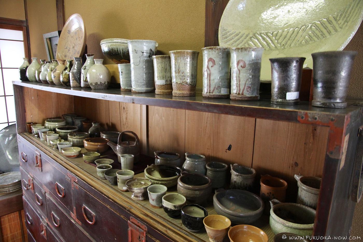 karatsu, saga, pottery