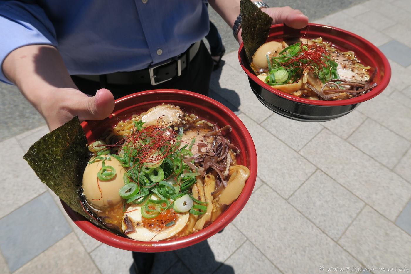 hokkaido, food fair, seafood, tenjin