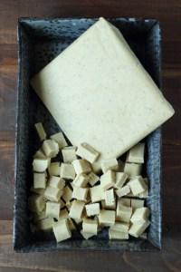 homemade white chocolate