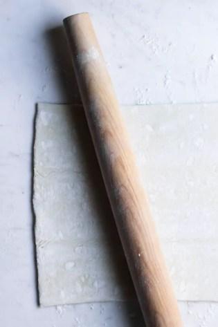 puff pastry baklava