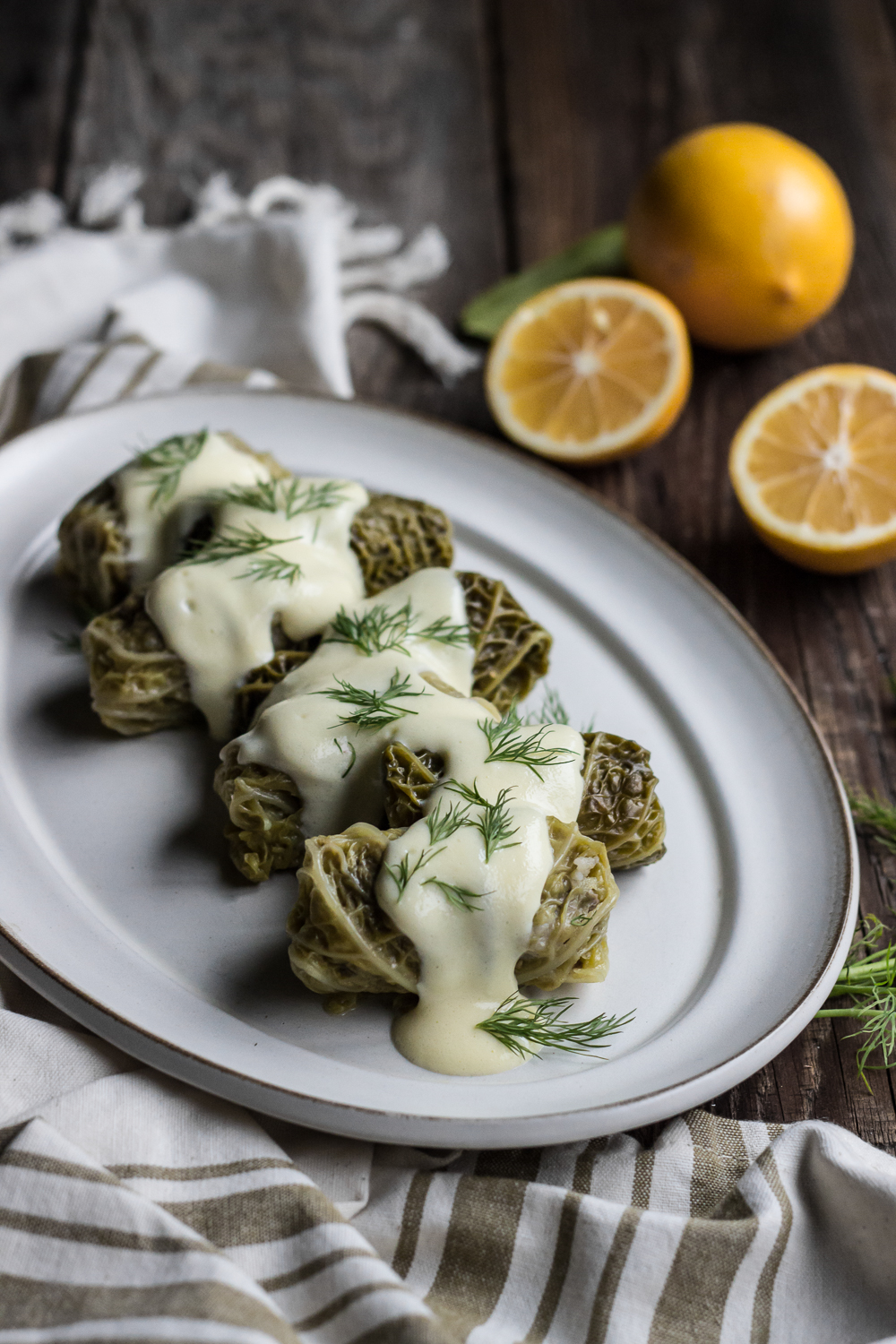 How to cook dolma - a recipe for a young housewife