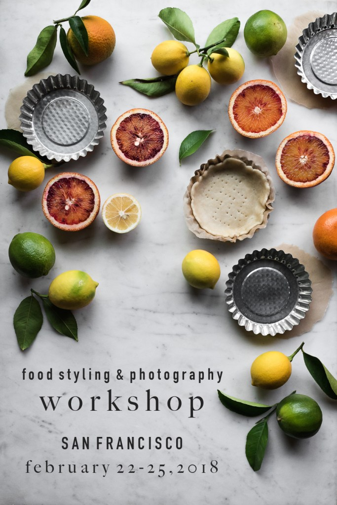 sf food photography workshop