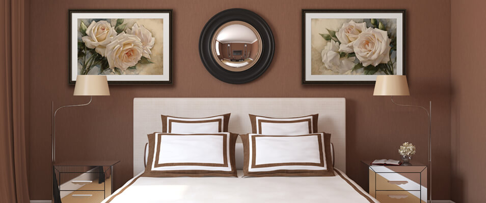Bedroom Paintings and Art Prints  Art by Room at