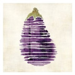 Modern Kitchen Art Build Outdoor Artwork For Sale Eggplant Fine Print