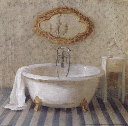 Bathroom Canvas Art
