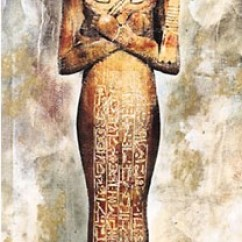 Art Paintings For Living Room Gray And Beige Ideas Egyptian Antiquity I Fine Print By Dennis Carney At ...