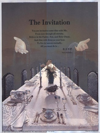 The Invitation Fine Art Print by Danny Hahlbohm at FulcrumGallerycom