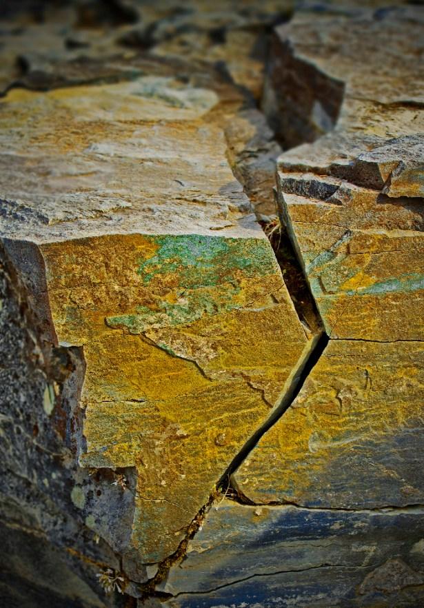 Split Rock by Scott Nelson