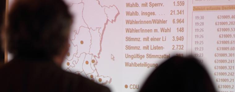 Kantar/Emnid: Schwarz-Gelb erstmals seit Jahren mit Mehrheit