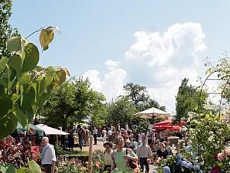 Gartenfest Schloss Fasanerie