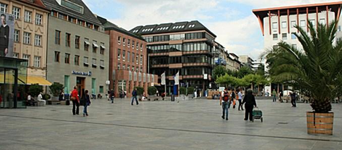 Uniplatz Fulda
