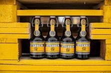 Speziell für das große Jubiläum gebraut: das Otterbein-Festbier.