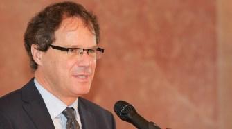 Dr. Oliver Müller, Leiter Caritas International