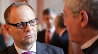 Fuldas Bürgermeister Dag Wehner