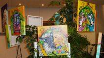 Bilderausstellung im Rathaus Poppenhausen