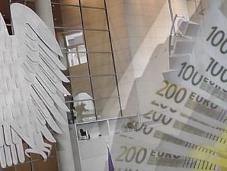 Bundestag Geld