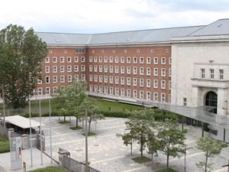 Zentrale des Bundesamtes.