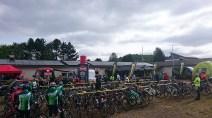 Teilnehmermagnet Rhön-Radmarathon
