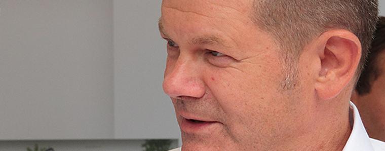 Scholz präsentiert Koalitionsrunde umfangreiches Konjunkturpaket