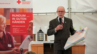 Kreisbeigeordneter Joachim Jansen
