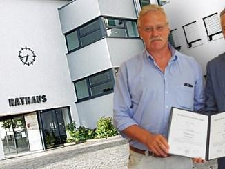 Hartwig Blum und Carsten Froß.