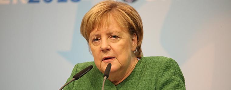 Merkel mahnt CDU zu Sorgfalt bei der Vorsitzwahl