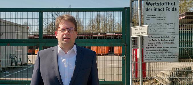 Oberbürgermeister Wingenfeld Videoansprache