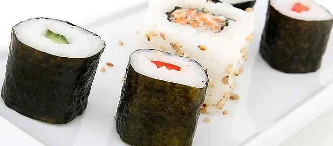 Sushi-Blätter häufig mit Schadstoffen belastet