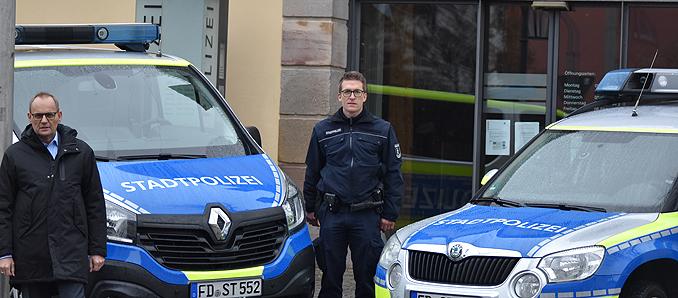 Aus Ordnungspolizei wird Stadtpolizei