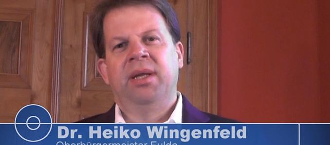 Dr. Heiko Wingenfeld zur Absage des Hessentag