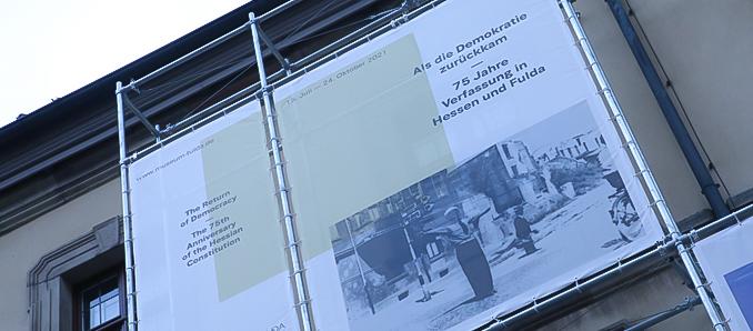 75 Jahre Verfassung in Hessen und Fulda