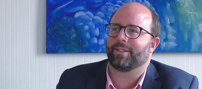Bürgermeister Kübel im Interview