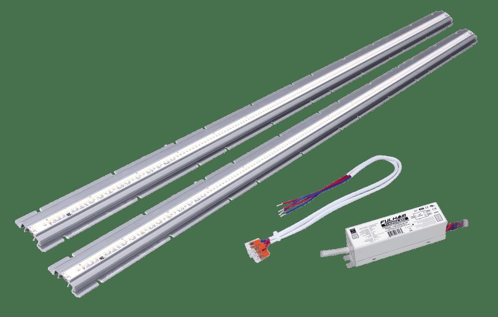 medium resolution of linear high output retrofit kits