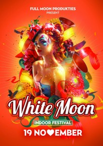 White Moon - 19 november 2016