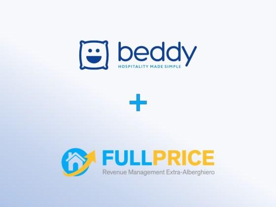 Nuova partnership Full Price - Beddy