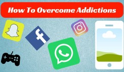 How To Overcome Addictions