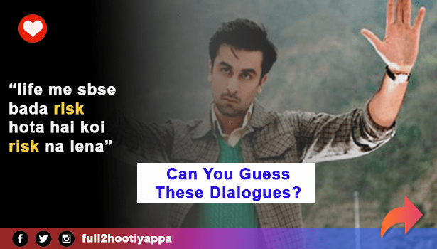 can you guess these bollywood dialogues