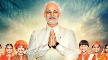 The role of Narendra Modi is being performed by actor Vivek Oberoi and in the poster of the biopic, it can be seen that he is just not looking like himself.