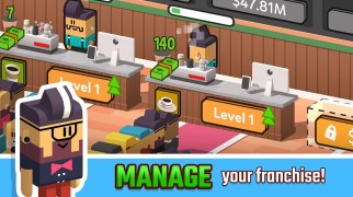 Idle Coffee Corp Apk