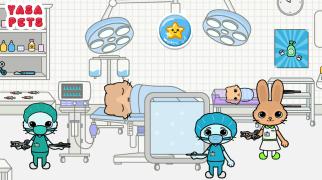 Yasa Pets Hospital Game