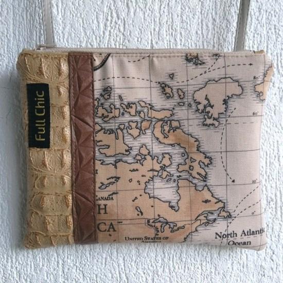 pochette exploreur carte