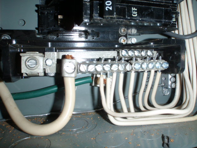 Aluminum Wiring In Old Mobile Homes