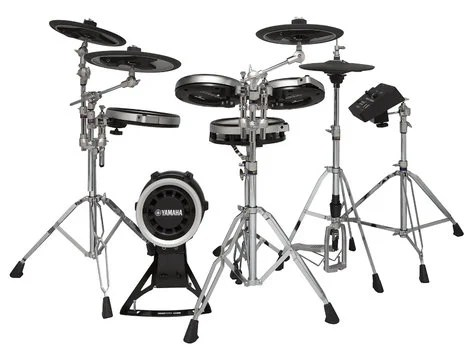 Yamaha DTX760HWK 5-Piece Kit With TCS Snare And Tom Pads